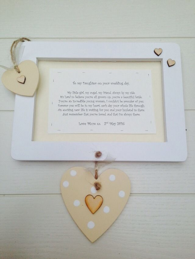 Gift For Bride On Wedding Day From Mother Driveeapusedmotorhome