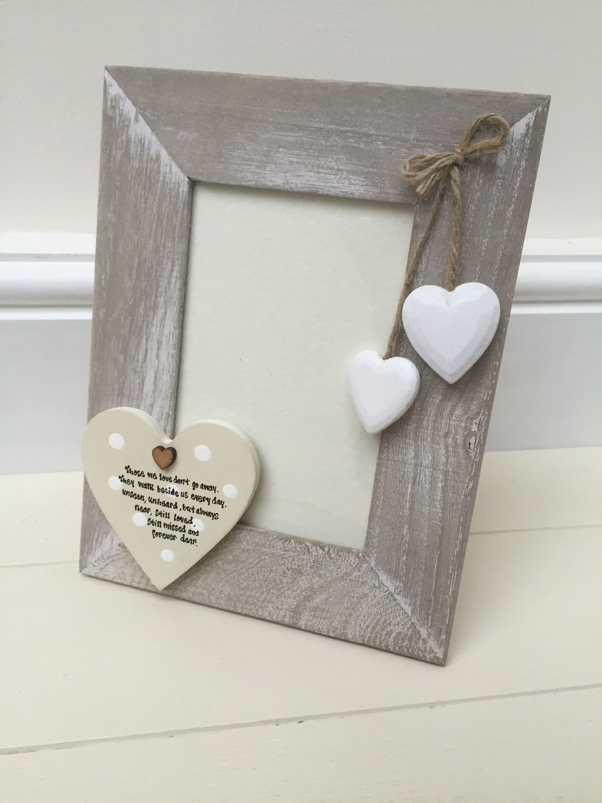 Personalised Wooden Photo Frame /'A Grandad Is Someone You Can Always Look Up To/'