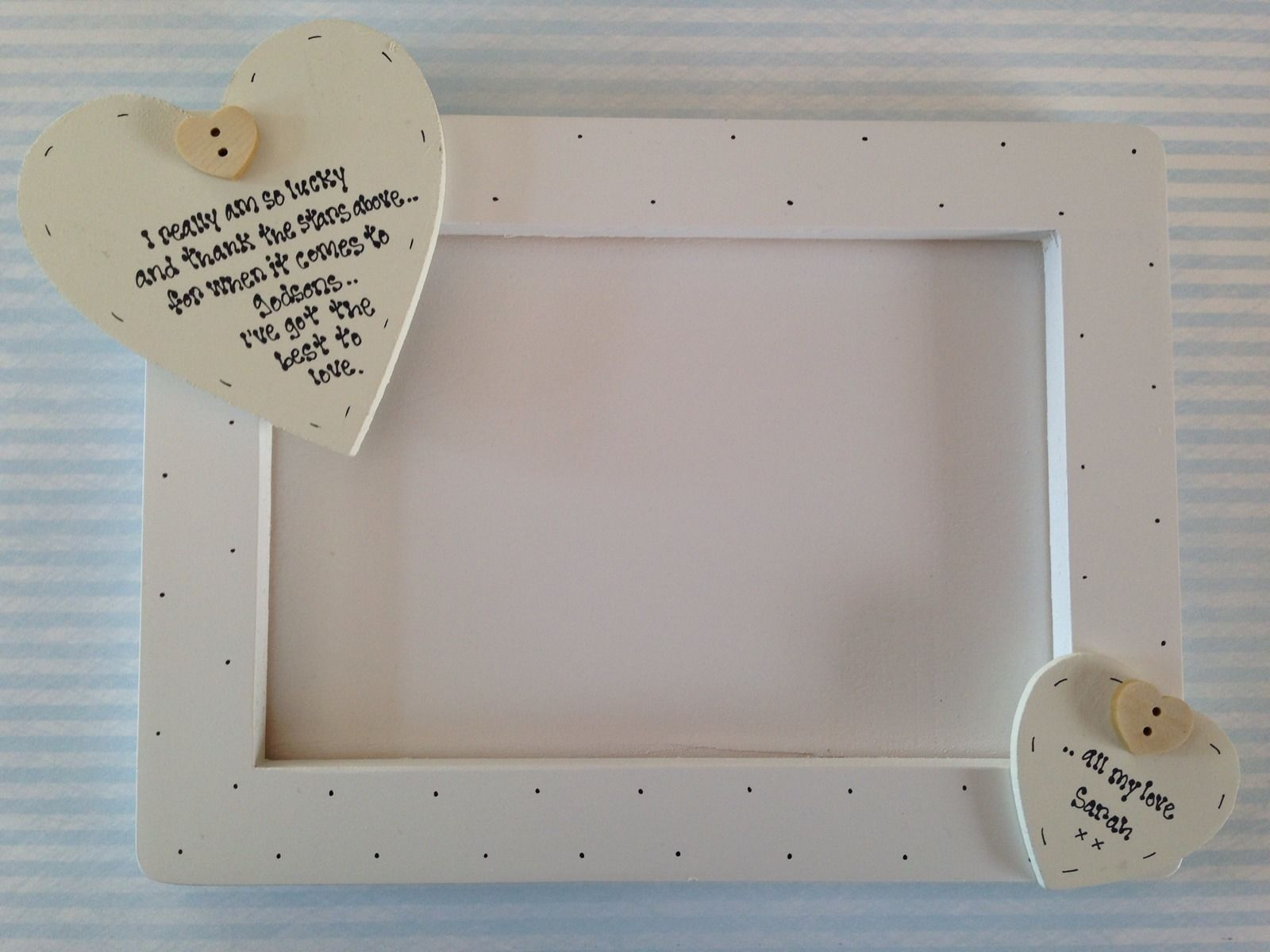 Shabby personalised Chic Special Goddaughter Or Godson Christening ...